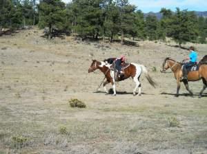 improving riding skills